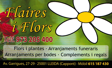 FLAIRES I FLORS